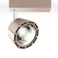 AIRLITE PLAF LED 2x18° 4000K BRONZE настольная лампа Artemide