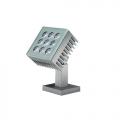 FALANGE 9 39° 4000K AL настенный светильник Artemide