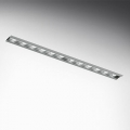 SPIKE INCASSO 100 IP40 25° 4000K ALLUMIN встраиваемый светильник Artemide