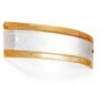 4503 Linealight Ambra-Cristallo белый настенный светильник