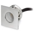 92092 i-LED Beret серый встраиваемый в пол светильник