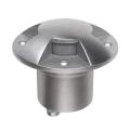 87605 i-LED Herlec сталь встраиваемый в пол светильник