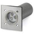 87656 i-LED Inger сталь встраиваемый в пол светильник