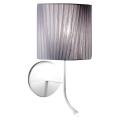 7332 Linealight Kyria серый настенный светильник