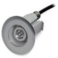 85822 i-LED Otix хром встраиваемый в пол светильник