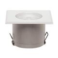 87739 i-LED Sivar серый встраиваемый в пол светильник