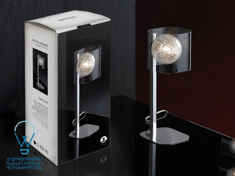 ECLIPSE TABLE LAMP 1L.