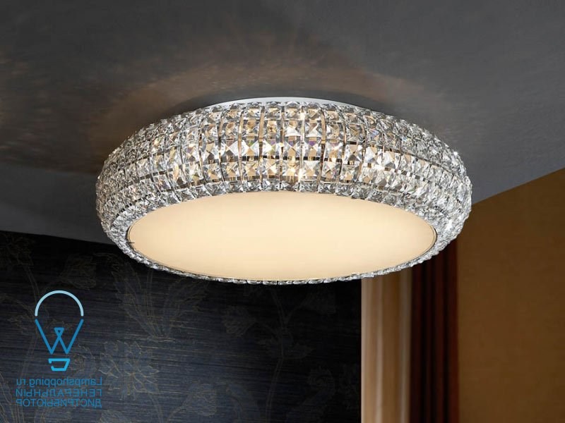 DIAMOND LARGE CEILING LAMP