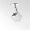 37 CUBE SEMINC. LED 2x14° 4000K встраиваемый светильник Artemide