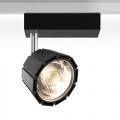AIRLITE BINARIO LED TW PER COMANDO DALI 8 2x18° NERO трековый светильник Artemide