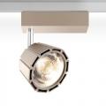AIRLITE BINARIO LED TW PER COMANDO DALI 8 2x18° BRONZO трековый светильник Artemide