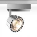 AIRLITE BINARIO LED TW PER COMANDO DALI 8 2x18° ALLUMINIO BRILLANTATO трековый светильник Artemide