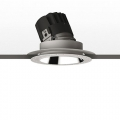 EVERYTHING 150 TONDO TRIMLESS ORIENTABILE LED 4000K 2x30° DEFL. NERO встраиваемый светильник Artemide