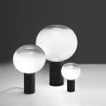 LAGUNA 26 LED T DARK BROWN настольная лампа Artemide