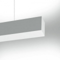 NOTHING 86 SYSTEM STAND-ALONE 2372mm SOSP LED BIANCO 4000K EMISSIONE DIRETTA PRISMOTIC NON DIMMER BIANCO подвесной светильник Artemide