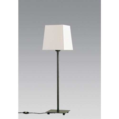 SENNEFER 1/32 TABLE LAMP H48CM BRUSHED CHROME without shade