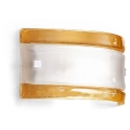4533 Linealight Ambra-Cristallo янтарь настенный светильник