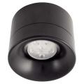 93533 i-LED Ash черный настенный светильник