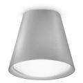 7252 Linealight Conus LED серый потолочный светильник