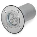 87655 i-LED Inger сталь встраиваемый в пол светильник