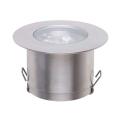87741 i-LED Sivar сталь встраиваемый в пол светильник