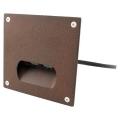 92240 i-LED Tape коричневый встраиваемый в стену светильник