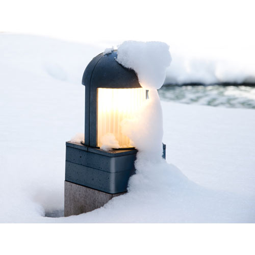 FREE SIMPLE stainless steel pol Tobias Grau, уличный светильник